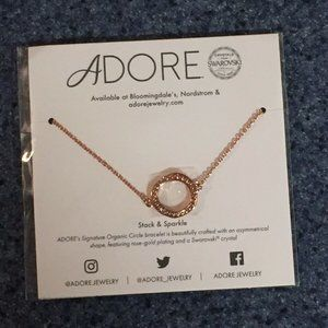 Adore Stack And Sparkle Bracelet
